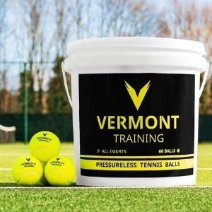 Vermont Training Tennis Balls