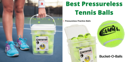 Gamma Bucket of Pressureless Tennis Balls
