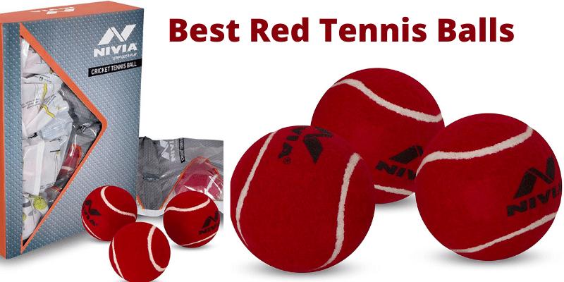 Best Red Tennis Balls