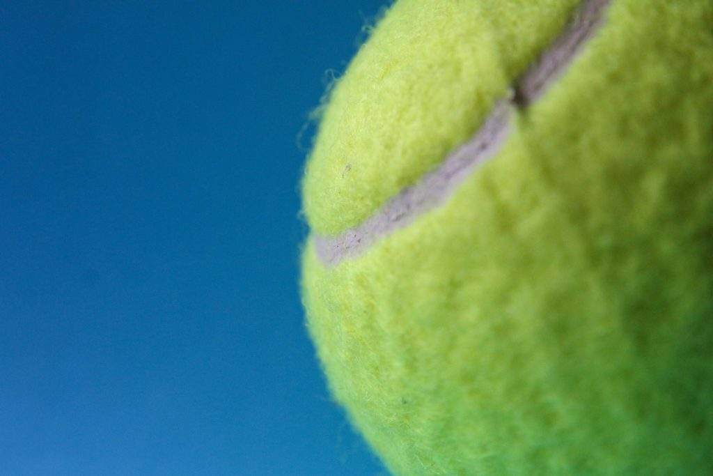Best tennis ball
