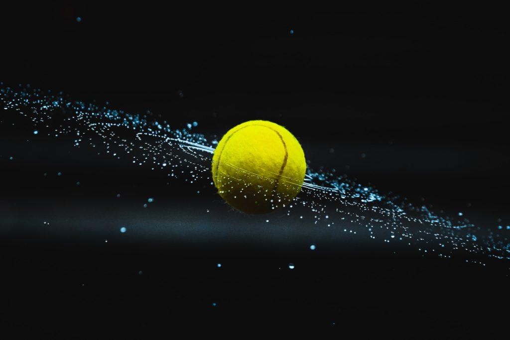 penn tennis ball