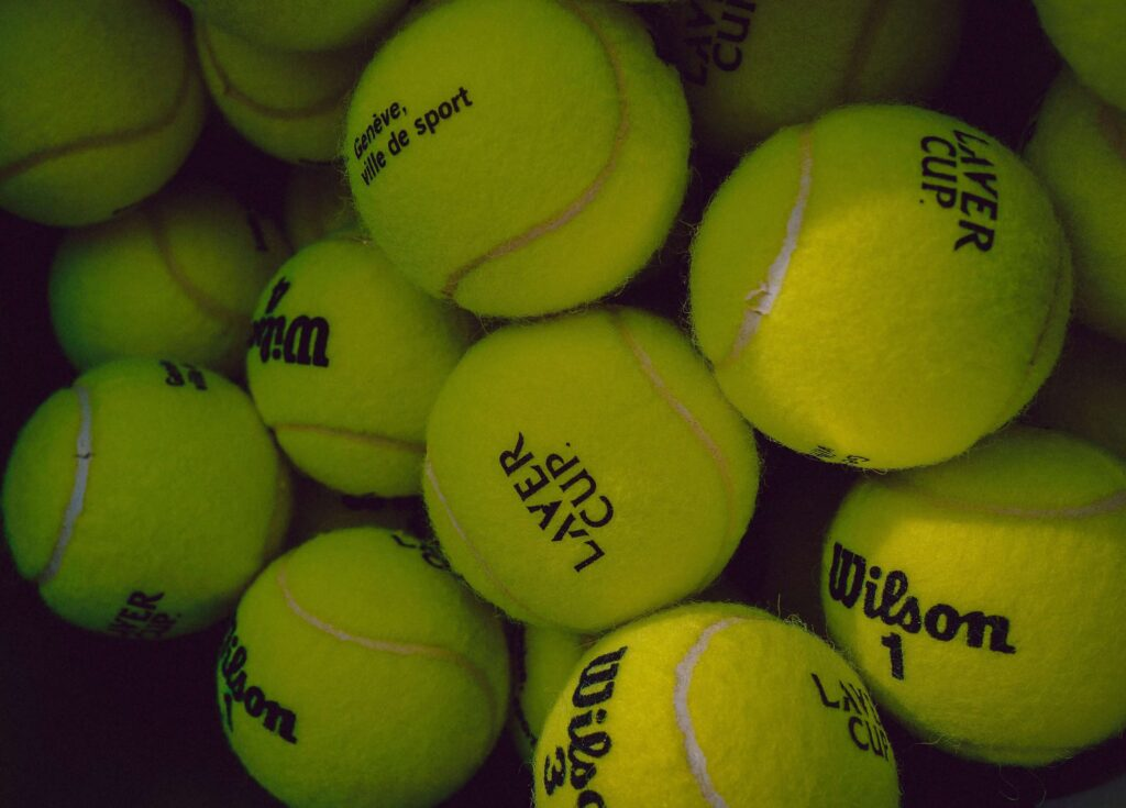 cheapest tennis balls