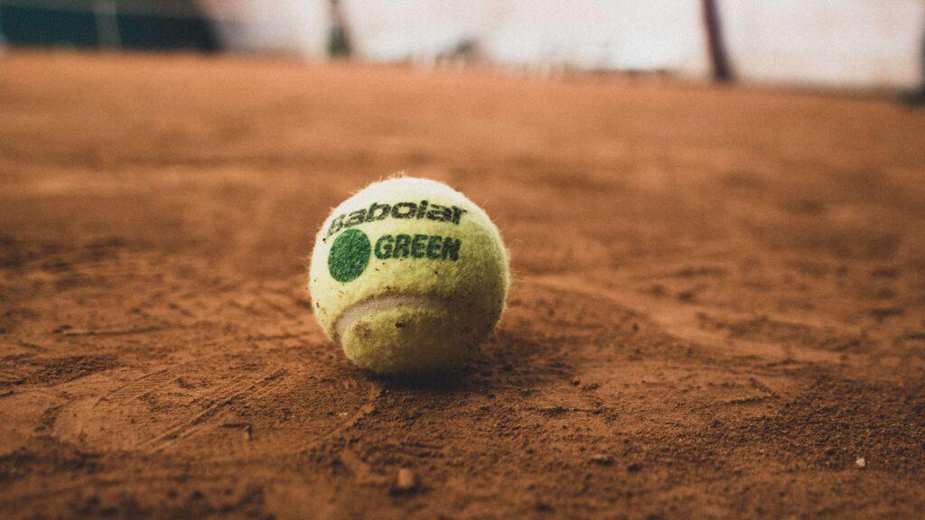 cheap tennis ball