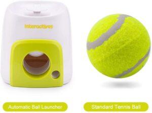 CUILID Tennis Ball Thrower