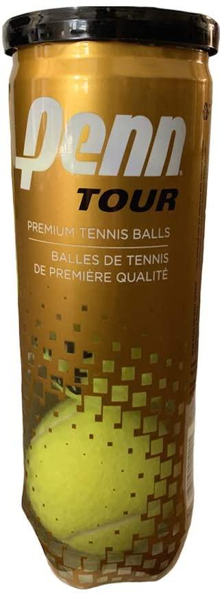 Penn World Tour Extra Duty Tennis Ball Can