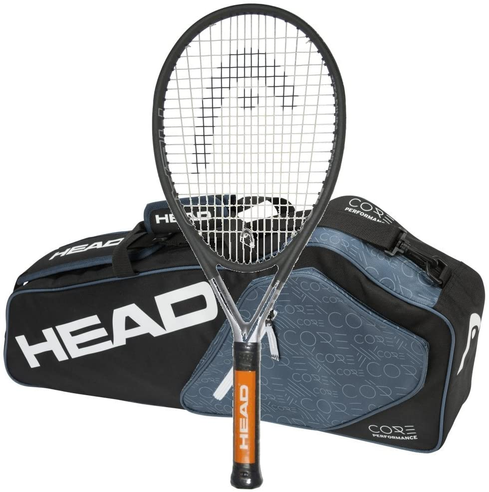 HEAD Ti.S6 Strung Tennis Racket
