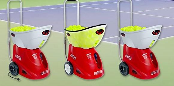 Lobster tennis ball machine review