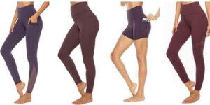 Women's Printed 4-way Stretch Leggings