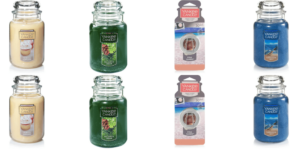 Yankee Candle Tennis Ball Scent