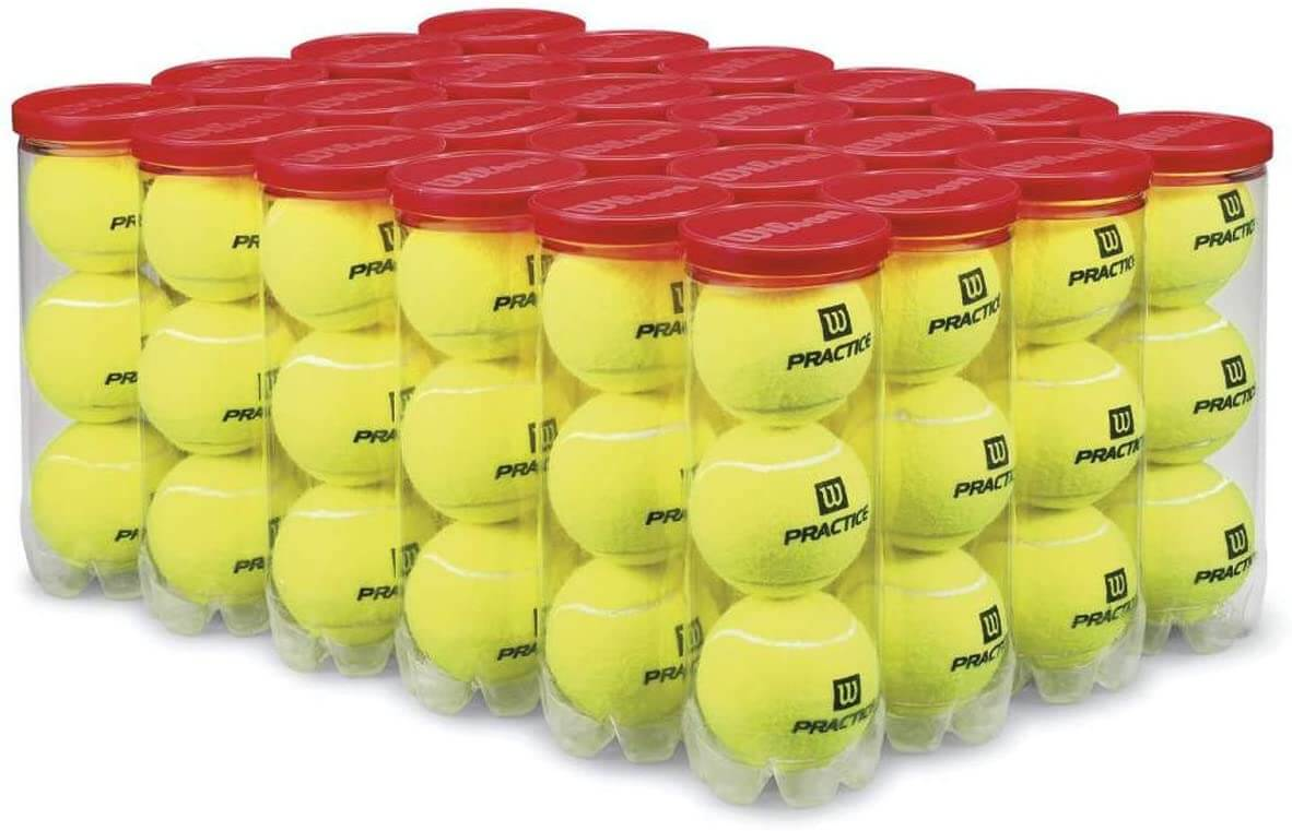 Wilson Team Practice Tennis Ball