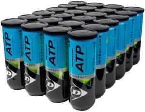 DUNLOP ATP Regular Duty Tennis Balls