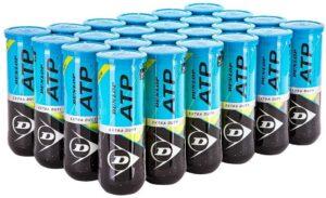 DUNLOP ATP Super Premium Extra Duty Tennis Ball