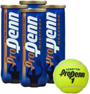 Penn Pro Marathon Extra-Duty Tennis Balls