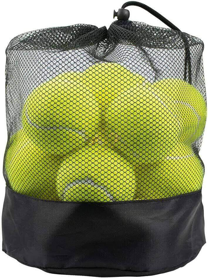 Tebery 20 Pack Green Advanced Training Tennis Balls Practice Ball
