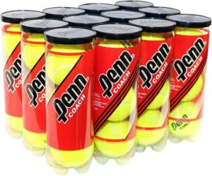 Penn Coach Pressurized Tennis Balls