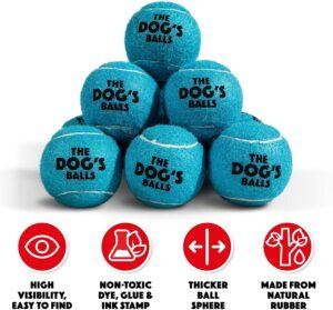 The Dog's Balls, Dog Tennis Balls,