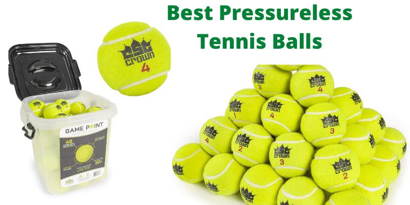 Pressurelesss Balls
