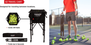 Gamma Sports EZ Travel Cart Pro