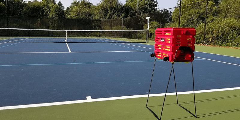 Tourna Ballport Deluxe Tennis Ball Hopper