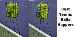 Wilson Tennis Ball Pick Up Hopper