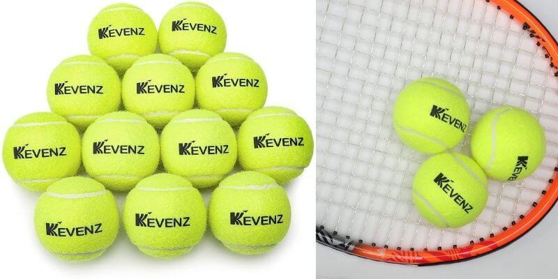 KEVENZ Standard Pressure Training Tennis Balls