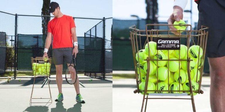best tennis balls hoppers