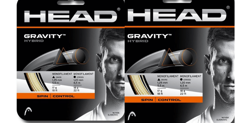HEAD Gravity Tennis String Set