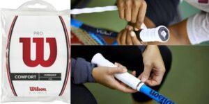 Wilson Pro Tennis Racquet Overgrip