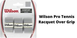 Wilson Pro Tennis Racquet Over Grip