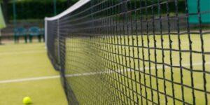 how high a tennis net