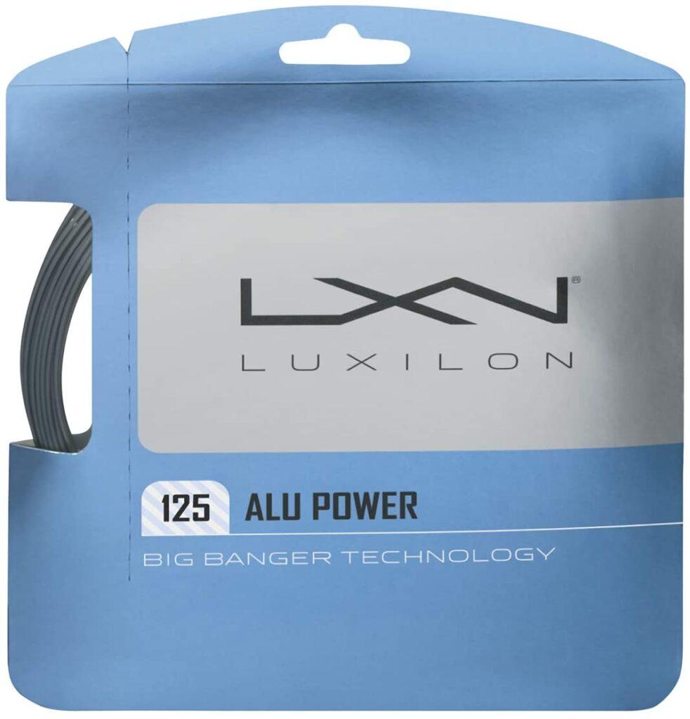 Luxilion ALU Power Tennis String