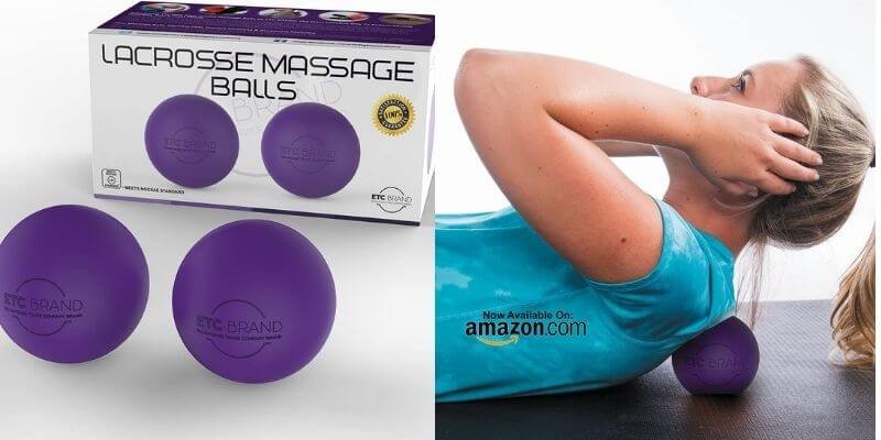 Enlightened Trade Lacrosse Massage Balls