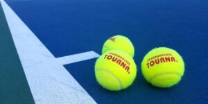 Tourna Pressurelss Tennis balls