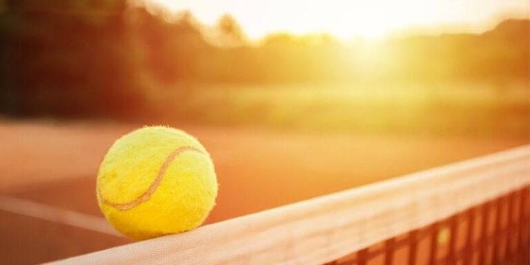 tennis ball history