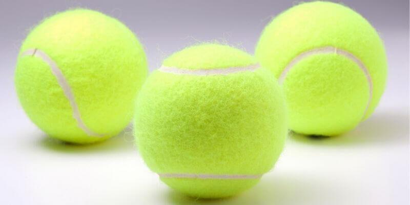 Tourna Pressureless tennis balls